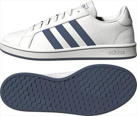 [adidas]アディダス ユニセックスカジュアルシューズGRANDCOURT BASE U(FY8568)()フットウェアホワイト/クルーネイビー/フットウェアホワイト