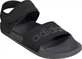 [adidas]アディダスメンズサンダルADILETTE SANDAL U(FY8649)()コアブラック/グレーファイブ/コアブラック