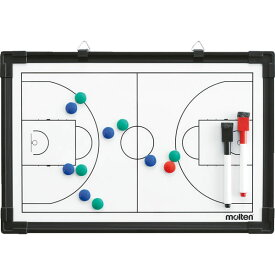 送料無料(※沖縄除く)[molten]モルテンバスケットボール用 作戦盤フル・ハーフ両面タイプ(SB0050)※ラッピング不可商品です