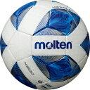 [molten]モルテンヴァンタッジオ4900 土用サッカーボール 国際公認5号球(F5A4901)スノーホワイトパール×ブルー