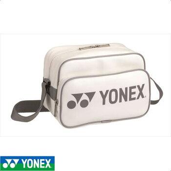 [YONEX]ヨネックステニスバッグショルダーバッグ(BAG19SB)(011)ホワイト
