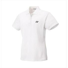 [YONEX]ヨネックスレディースシャツ(スリムロングタイプ)(20300)(011)ホワイト