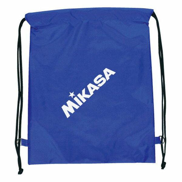 【数量1までメール便対応】[Mikasa]ミカサランドリーバッグ(BA39)(B)ブルー