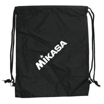 Mikasa[ミカサ]ランドリーバッグ(BA39)(BK)ブラック