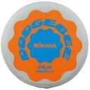 [MIKASA]ミカサドッヂビー250 協会認定ミカサモデル(DBJA250-O)オレンジ