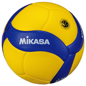 [MIKASA]ミカサ小学生バレーボール 検定球4号軽量(V400W-L)2019年新デザイン