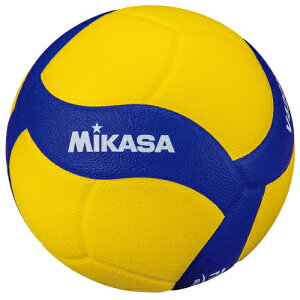 [MIKASA]ミカサ小学生バレーボール 練習球4号軽量(V420W-L)2019年新デザイン