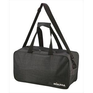 [MIKASA]ミカサバスケットボールバッグ2個入(AC-BGL20-BK)ブラック