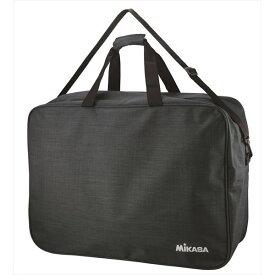 [MIKASA]ミカサバレー&サッカーボールバッグ6個入(AC-BGM60-BK)ブラック