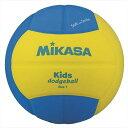 [MIKASA]ミカサスマイルドッジボール1号球(SD10-YBL)イエロー/ブルー