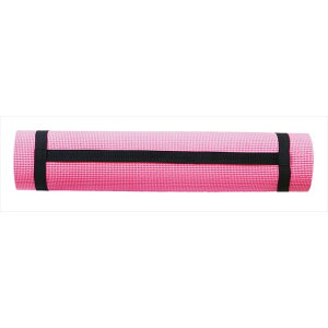 [サクライ貿易]ヨガマット 6mm(PWF-05PK)ピンク