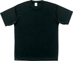 【数量1までメール便可】[CONVERSE]コンバースTシャツ ジュニア(CB451323)(1900)ブラック