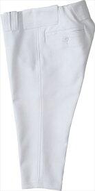 送料無料(※沖縄除く)[ZETT]ゼット野球ネオステイタスユニフォームショートフィットパンツ(BU802CP)(1100)ホワイト
