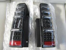 【送料無料】エムブロ ジムニー JB23W LEDテールランプ カーボン調 コーリン JB23W