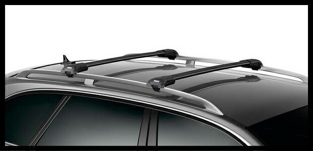 スーリー 150系 ランクルプラド 9583B ルーフレール付車用 ブラックタイプ オリジナル プロテクションシート進呈中