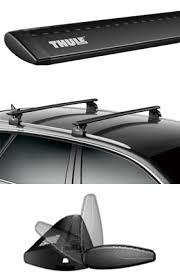 【送料無料】スーリー VW クロスゴルフ 1K# 757 7112B 118cm ベースキャリア ルーフキャリア 即納 キャリアベース ウイングバーEVO ブラック プロテクションシート進呈中