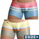 EGDE← WINTER PASTEL SURF スーパーローライズ ボクサーパンツ 《ミドル》