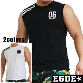 EGDE← NUMBER06 ナンバリング ノースリーブ