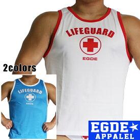 EGDE← LIFEGUARD タンクトップ