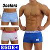 EGDE NUMBER 026 cup Dry mesh short trunks  mens underwear