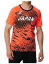 アシックス asics 陸上日本代表レプリカシャツ 2093A042-600