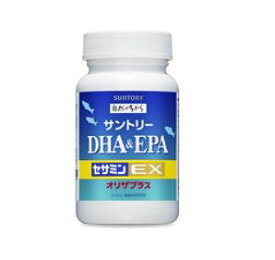 サu103彡サントリー DHA&EPA+セサミンEX 120粒