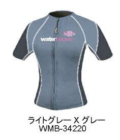 water move(ウォータームーブ)あったか水着/WETスーツ素材水着/保温水着/水着レディース/LADIES/レディス/みずぎ/MIZUGI 在庫の無い場合は2週間程度かかります。(10000m01)
