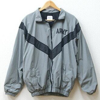• 物理風衣夾克常規用品,真正美國陸軍美國陸軍 IPFU.軍隊澤西澤西美國榮標記軍事