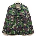 新品◆実物 イギリス軍 フィールドジャケット 2000年代 DPMカモフラージュ♪デッドストック ミリタリー デッドストッ…