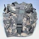 新品◆実物 米軍 ACUデジタル カモフラージュ キャンティーンパウチ♪ミリタリー 米軍 放出品 迷彩 軍物 アウトドア …