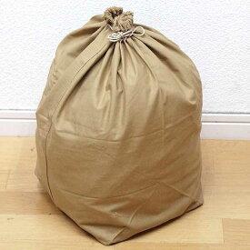 新品◆実物 フランス軍 コヨーテ バッグ♪ミリタリー アウトドア サバイバルゲーム ランドリーバッグ
