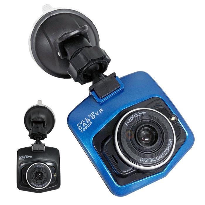 5486 ~ 高画質 フルHD 1080P 12V シガーソケット モニター 付き 事故 防犯 危険運転 録画 動画 カメラ 2.2インチ 小型 コンパクト ドライブレコーダー 簡易日本語説明書付き