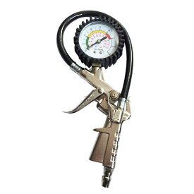 エアゲージ 車 バイク タイヤ 空気入れ エア抜き 空気圧 エアー 増減圧 チェック メンテナンス