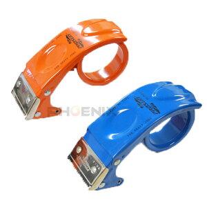 テープカッター 金属製 テープ ガムテープ OPPテープ ハンドテープカッター 梱包 荷造り 引っ越し 壊れにくい 丈夫