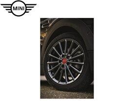 ミニ 純正 F56 3ドア ホイールセンターキャップ ハブキャップ チリレッド 赤 直径56.3mm 純正品番 36132354148