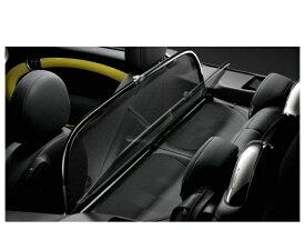 送料無料 MINI純正 ミニクーパー ウインドディフレクター コンバーチブル F57 新品 未使用 Cooper S JCW ウインドストップ54347358171