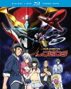 アクエリオンロゴス 第3期 1 BD+DVD 01-13話 325分収録 北米版