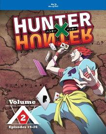 HUNTER×HUNTER 2 BD 14-26話 325分収録 北米版