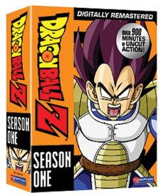 ドラゴンボール Z (デジタルリマスター) 1 DVD 01-39話 926分収録 北米版