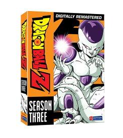 ドラゴンボール Z (デジタルリマスター) 3 DVD 75-107話 780分収録 北米版