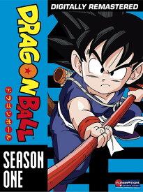 ドラゴンボール (デジタルリマスター) 1 DVD 01-31話 745分収録 北米版