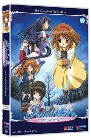 Kanon 第2作 廉価版 DVD 全24話 576分収録 北米版