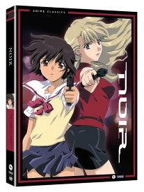 NOIR 廉価版 DVD 全26話 650分収録 北米版
