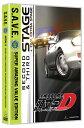 頭文字D 2nd Stage+3rd Stage 廉価版 DVD (全13話+OVA1話+劇場版 460分収録 北米版 21)