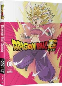 ドラゴンボール超 8 DVD 92-104話 325分収録 北米版