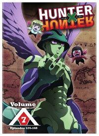 HUNTER×HUNTER 7 DVD 124-148話 570分収録 北米版