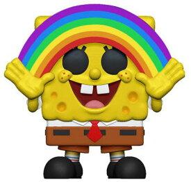 スポンジ・ボブ Spongebob w/ Rainbow フィギュア グッズ 北米版
