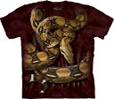 XL-3XLサイズ The Mountain Boa Constrictor Squeeze メンズ ヘビ メーカー直輸入品 Tシャツ