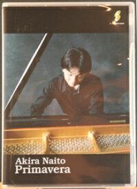 新品CD Akira Naito「Primavera」