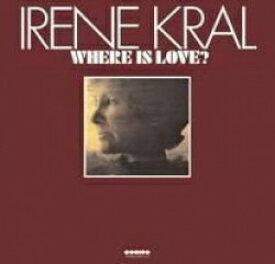 アイリーン・クラール WHERE IS LOVE?(レコード)
